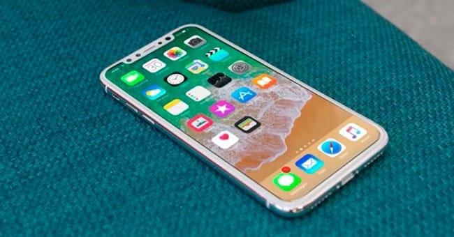 Pantalla OLED en el iPhone X