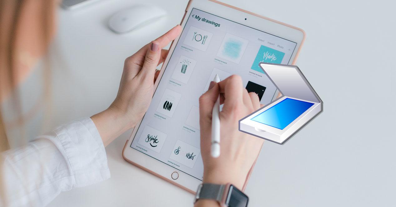 Escanear documentos en iPhone y iPad
