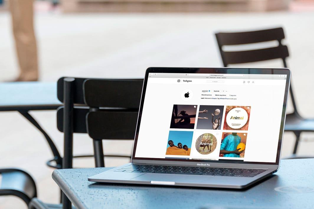 Publicar fotos en Instagram desde Mac