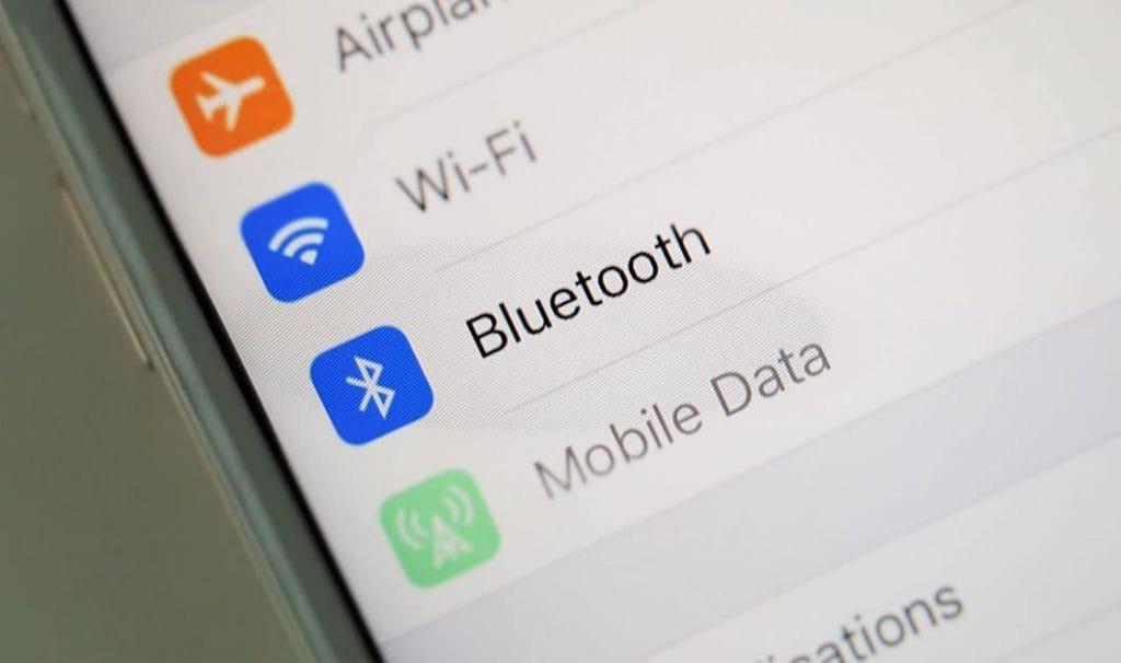 Soluciones a los errores Bluetooth de iOS 11