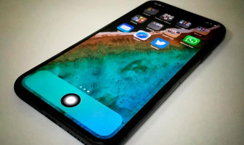 Recuperar el botón Home en iPhone X