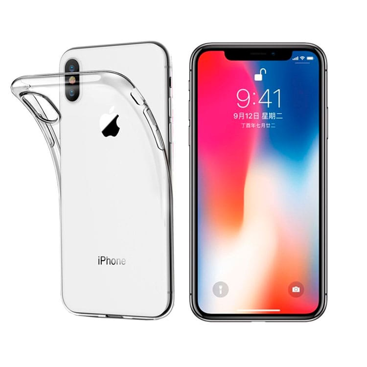 carcasa completa iphone x