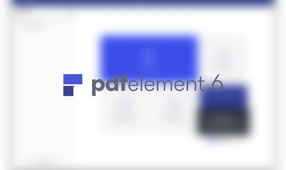 PDFelement 6 Pro