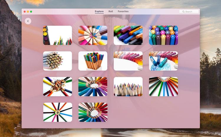 Fondos de pantalla para Mac