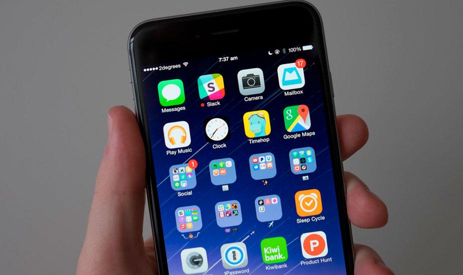 Descargas automáticas entre dispositivos iOS