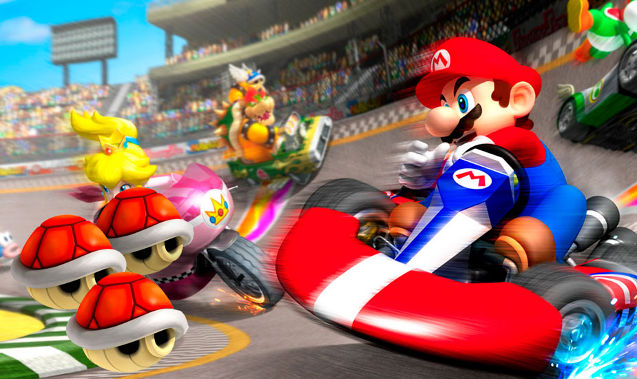 Mario Kart Tour llegará al iPhone