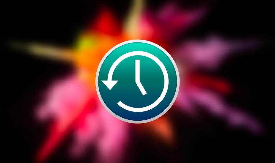 Cómo acelerar las copias de seguridad de Time Machine