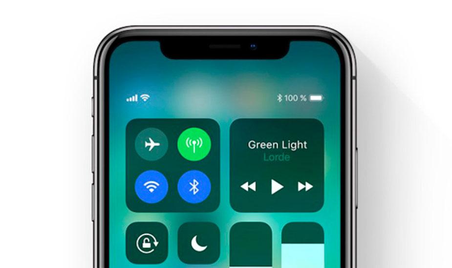 Personalizar el Centro de Control de iPhone y iPad