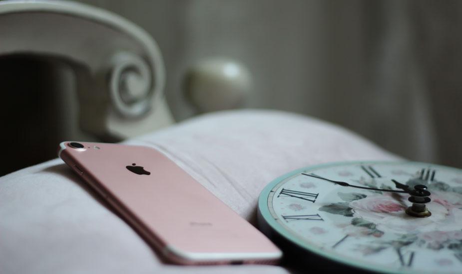 Activar temporizador para detener reproducción en iPhone