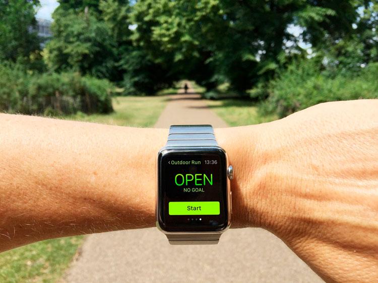 Calibrar Apple Watch