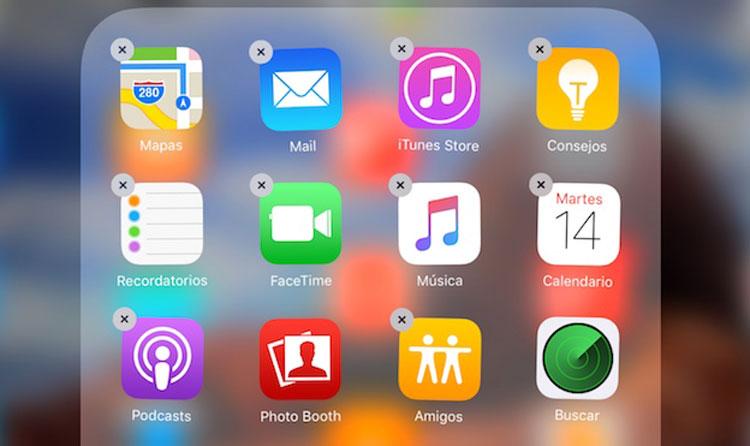 Limpia el dispositivo iOS de archivos innecesarios