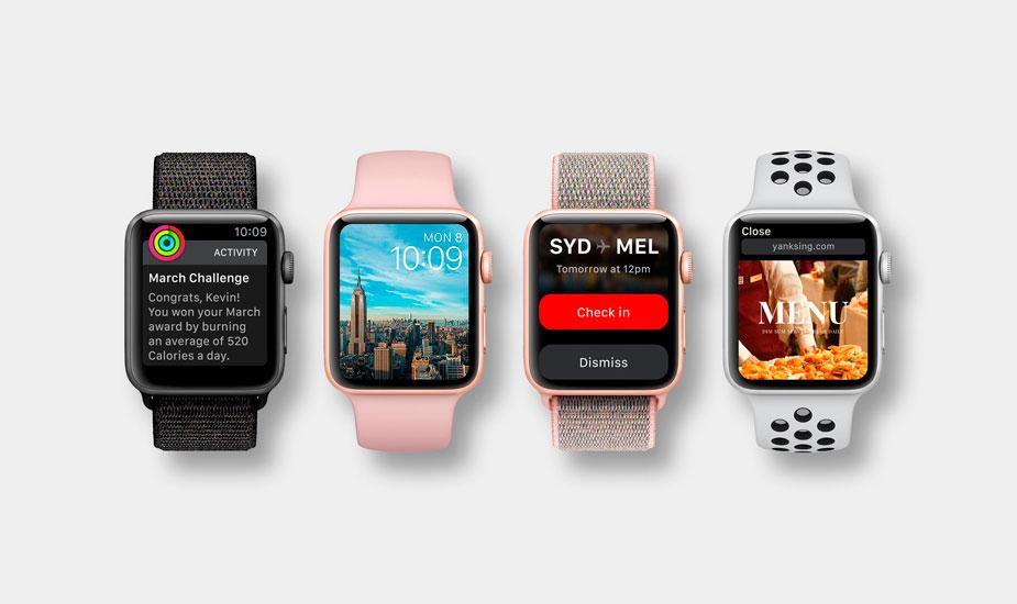Cómo limpiar un Apple Watch
