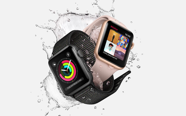 Limpiar corona del Apple Watch