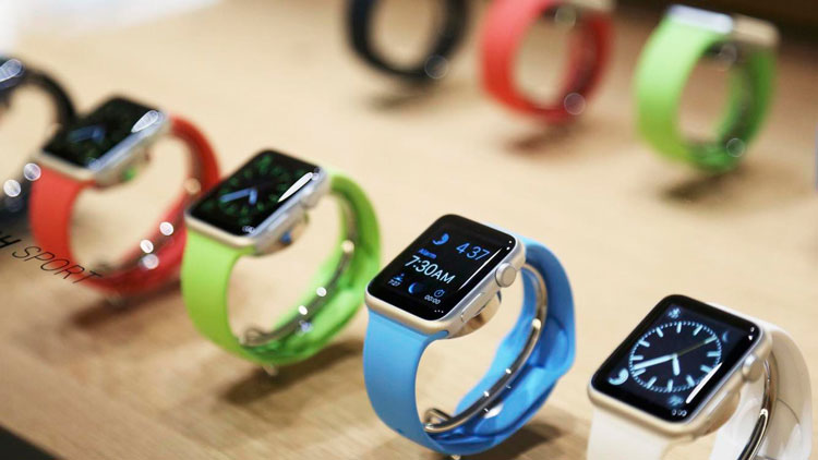 Limpiar correa del Apple Watch