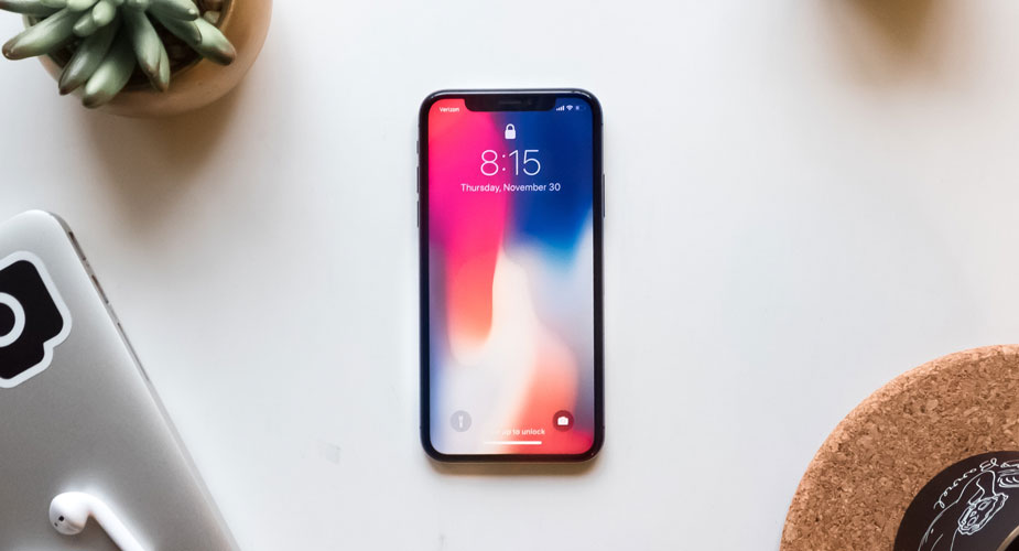 Ver IMEI de un iPhone