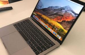 Programa de sustitución de baterías de MacBook Pro de 13 pulgadas
