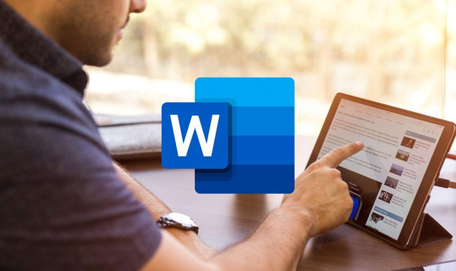 Atajos de teclado de Word para iPad con los que ser más productivo