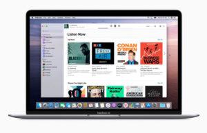 Lista de Mac compatible con Catalina