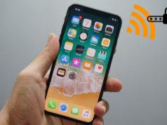Permitir acceso a un WiFi a un iPhone desde otro