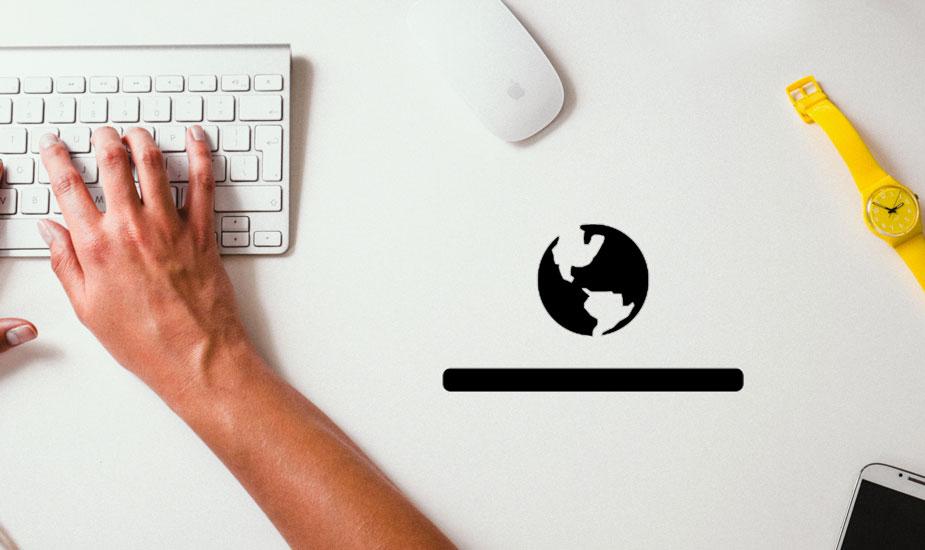 Recuperación de Internet a través de Internet de macOS