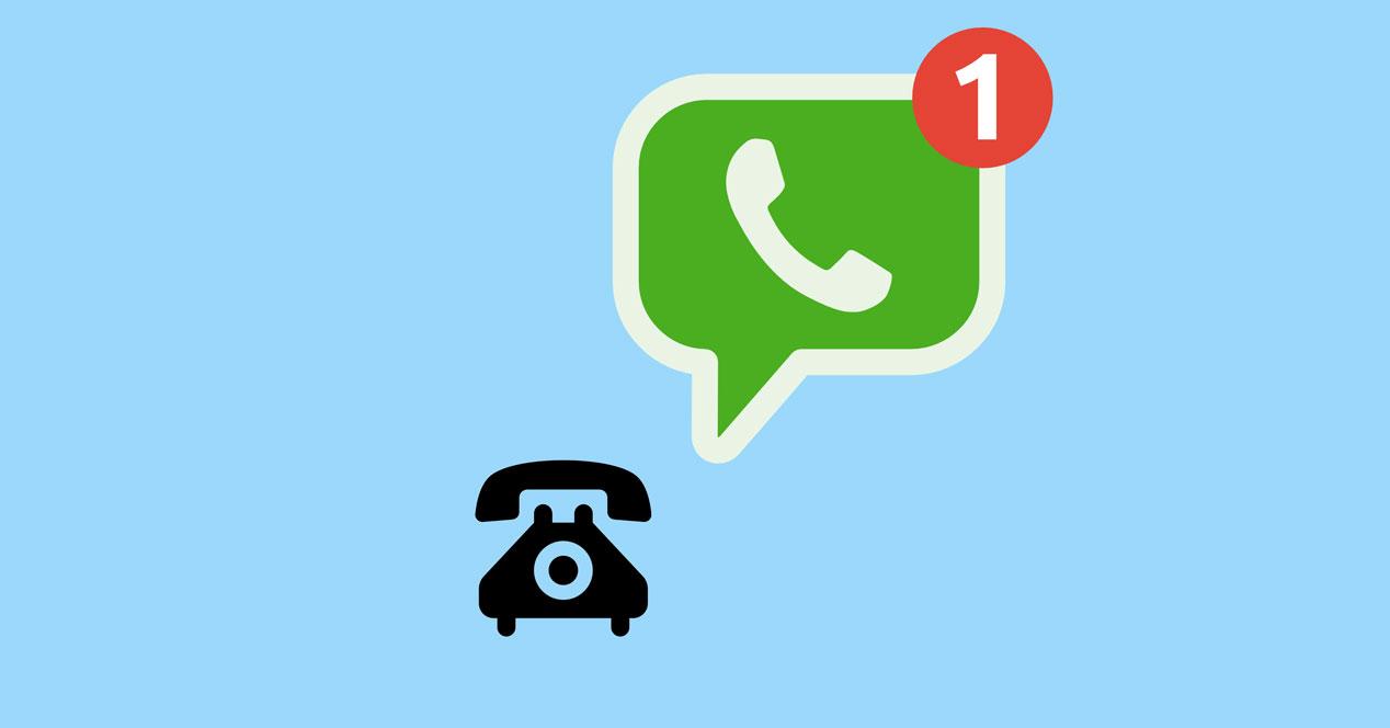 Activar WhatsApp con un número de teléfono fijo