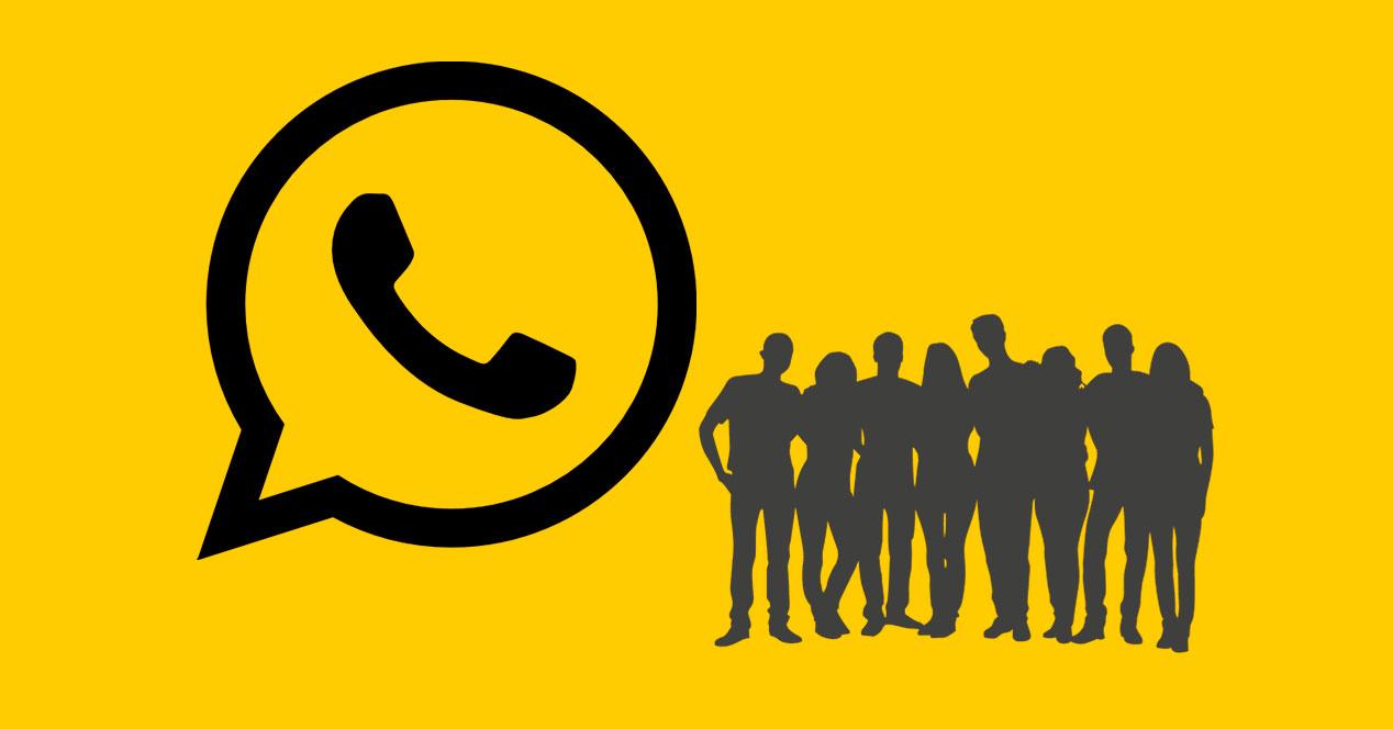 Evitar que te añadan a grupos de WhatsApp