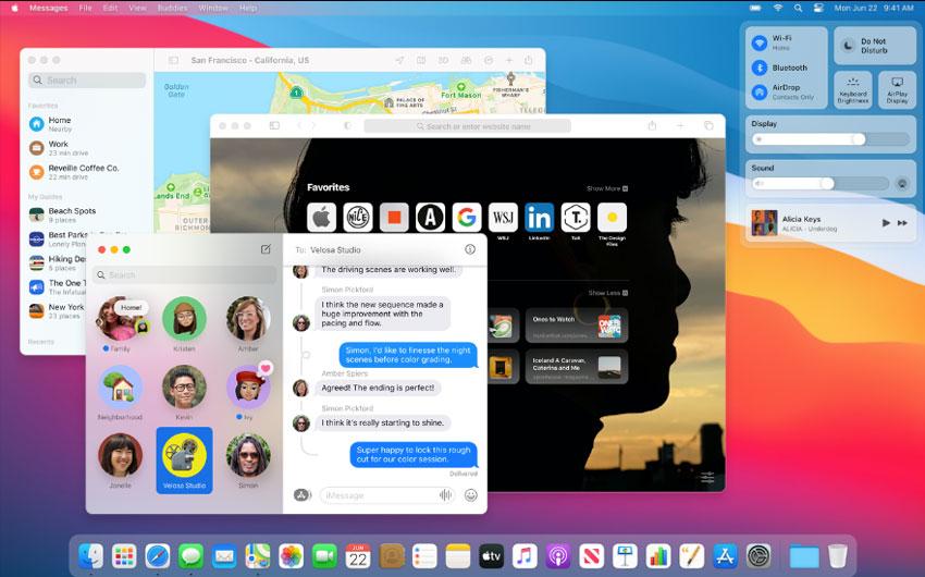 Big Sur, el nuevo SO para Mac