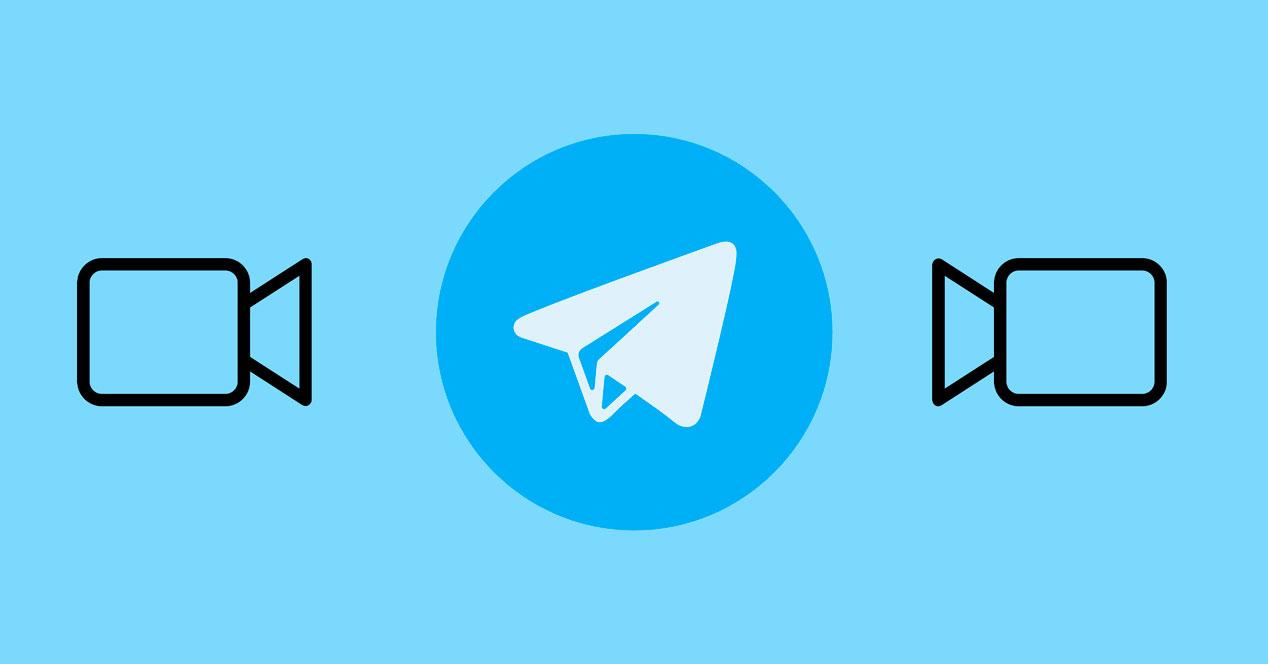 Cómo hacer videollamadas desde Telegram para iPhone