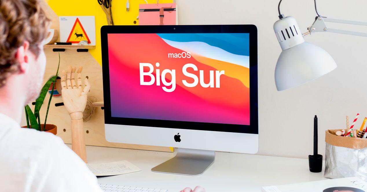 Consejos para preparar un Mac para Big Sur