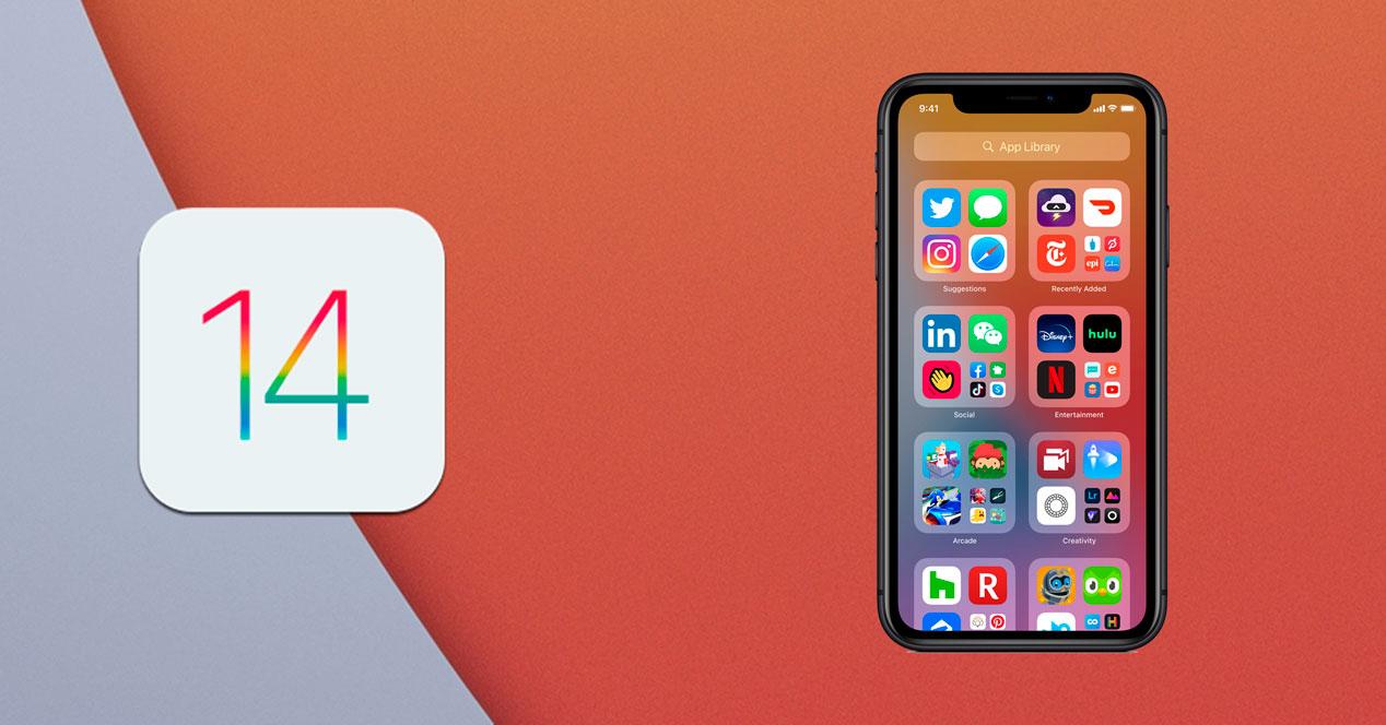 Qué es la Blbioteca de Apps del iPhone