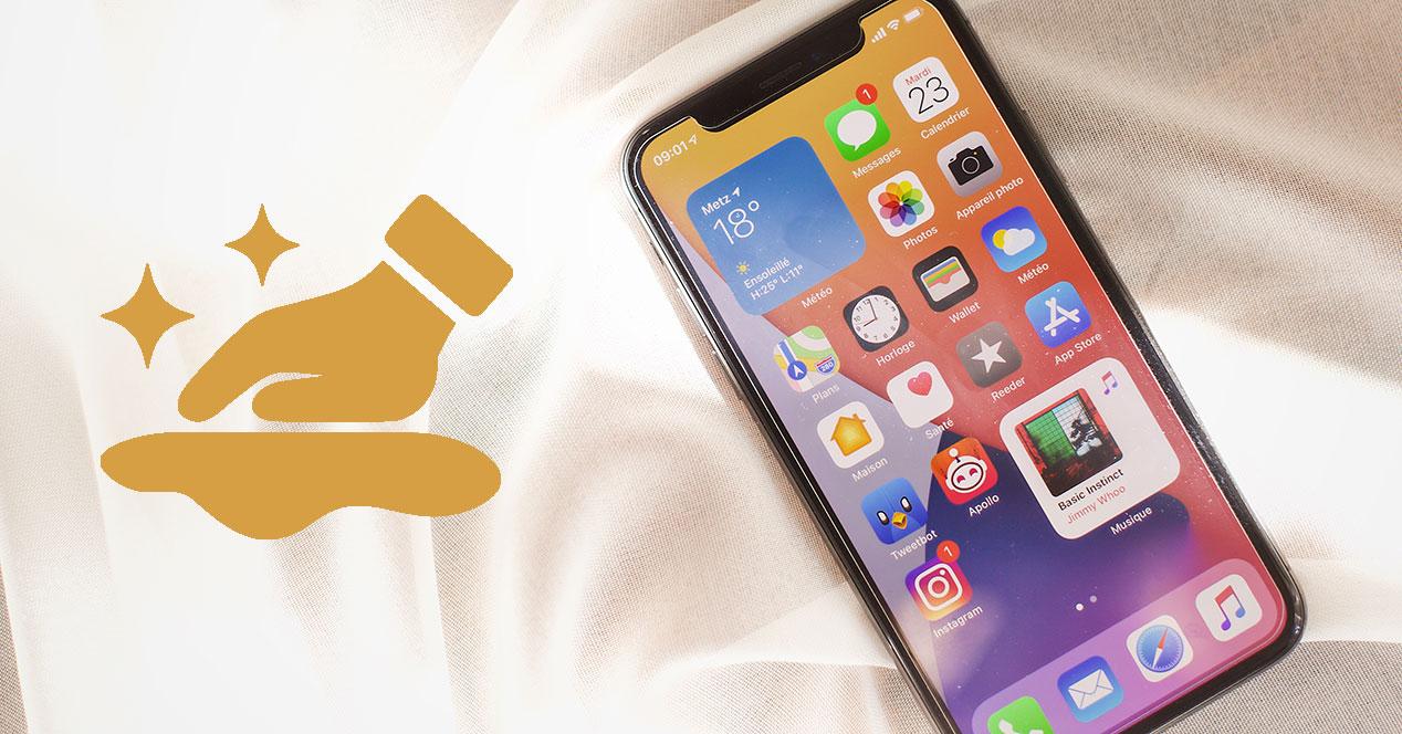 Eliminar cache en iPhone y iPad