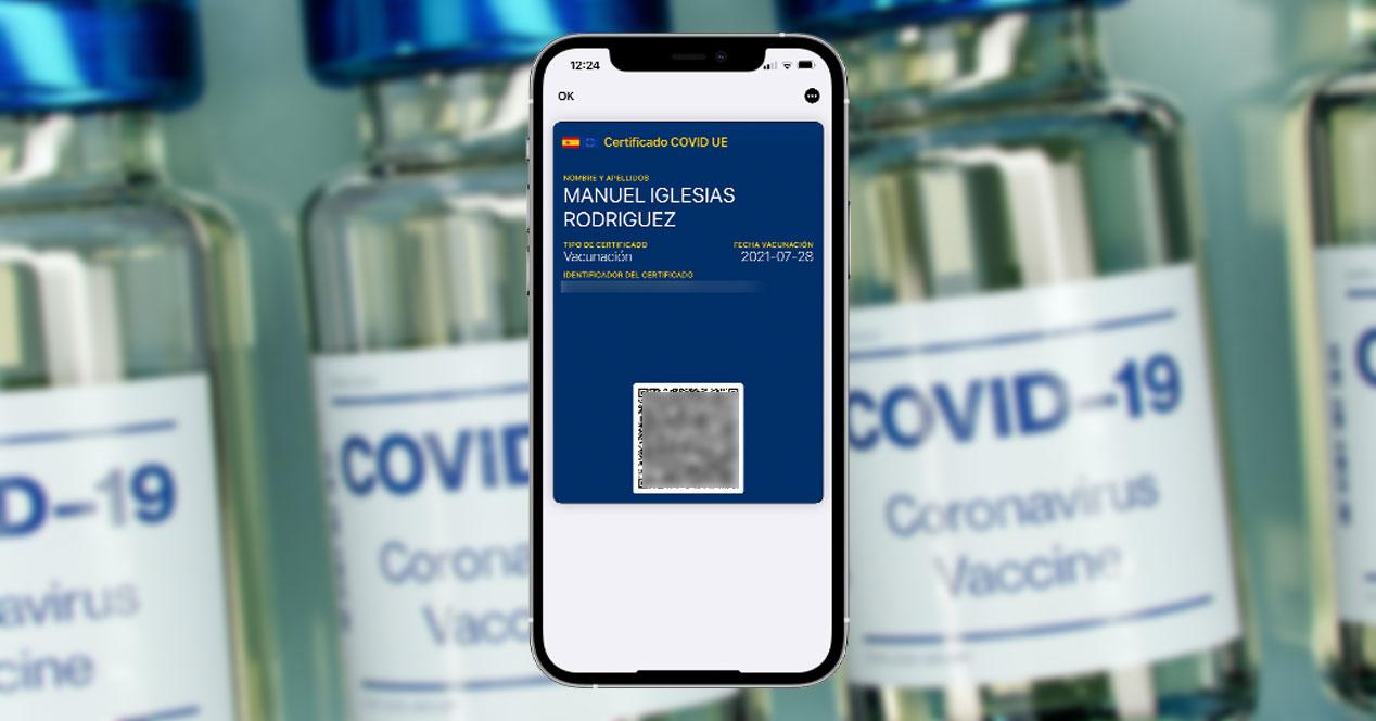 Cómo solicitar el certificado COVID oficial para Apple Wallet