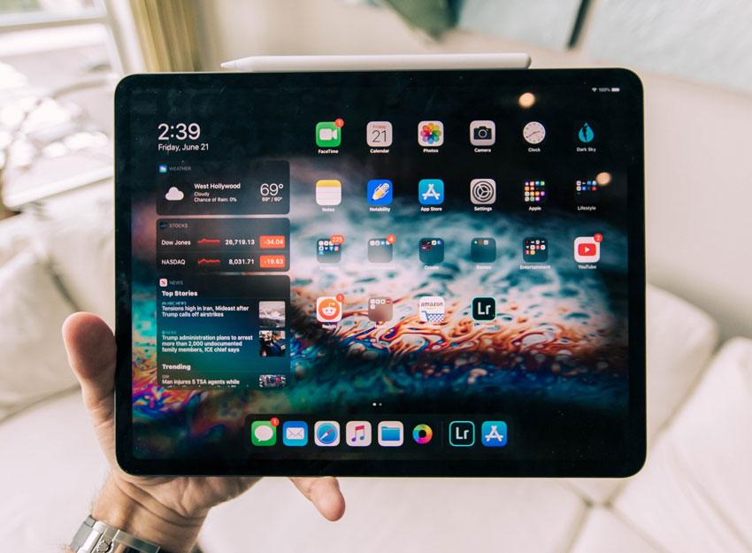 iPad Pro M1 de Apple